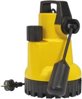 KSB Ama-Drainer Submersible Pumps